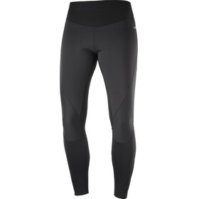 Salomon Trail Runner Tights Women Black/Black